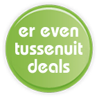 Er even tussenuit deals